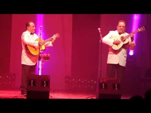 Los Panchos - Granada (Concierto León 2014)