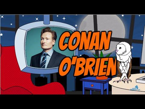 Conan O'Brien: Dishing Dirt On Talk Show Interns