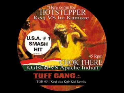 Keej aka KGBKid - hotstepper remix