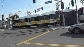 Expo Line prerevenue operation -- 2012/02/19