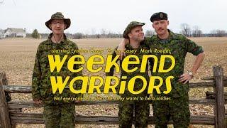 Weekend Warriors - new short!