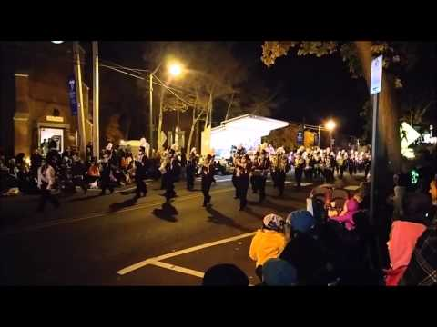 2015 Toms River Halloween Parade