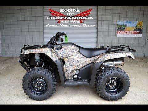 Honda Four Wheelers For Sale >> 2015 Rancher 420 Camo ATV For Sale : Honda of Chattanooga ...