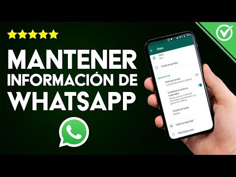 Cómo Cambiar de Móvil sin Perder los Grupos o Chats de WhatsApp - Mantén WhatsApp Intacto