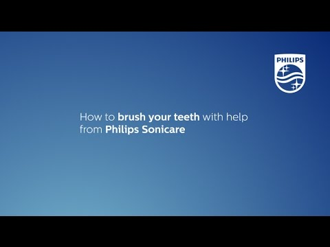 How To Brush Your Teeth With Help From Philips Sonicare