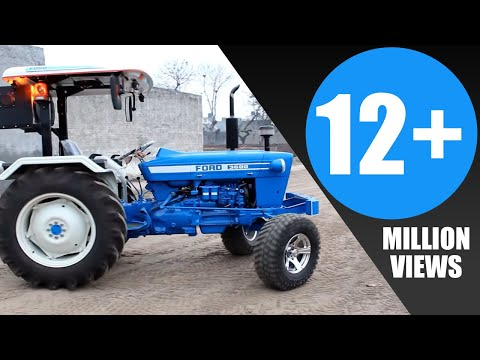 Ford 3600 Modified Tractor