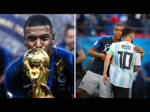 How Mbappé proves that young people can make a huge difference - Oh My Goal