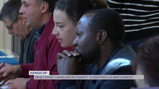 Montigny-le-Bretonneux : 3e forum