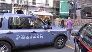 Trieste, allarme in Corso Italia per zaino sospetto