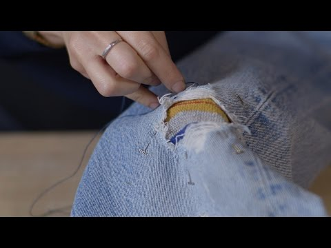 How to Repair Your Jeans | Levi's