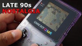 A Piece of Late '90s Nostalgia - Game Boy Color