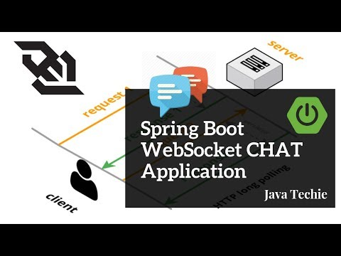 Spring Boot Websocket Chat Application Example | Java Techie - YouTube