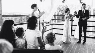 Красивая свадьба на природе. YES Стризнево