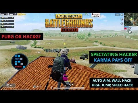cara hack auto aim pubg mobile