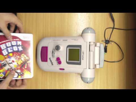 Game Boy Booster Boy von Saitek vorgestellt