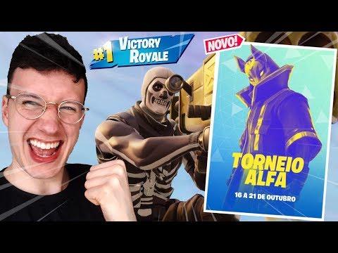 COMO FUNCIONA O NOVO MODO TORNEIO - FORTNITE thumbnail