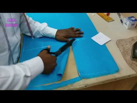 Punjabi Pajama | Palazzo | Trousers Cutting in Professional Style