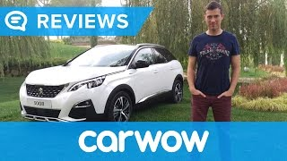 Peugeot 3008 2017 SUV review | Mat Watson Reviews