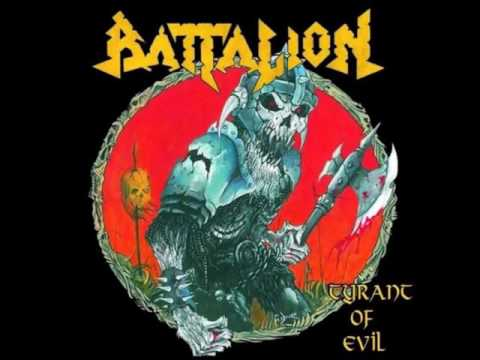 Battalion - Tyrant of Evil [EP] (2015)