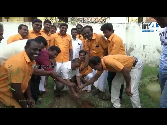 மனவளர்ச்சி குன்றிய பெரியவர்களோடு பொங்கல் விழா கொண்டாடிய ரஜினி ரசிகர்கள்