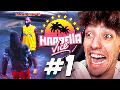 ME PELEO CON LEBRON JAMES en EL CASINO - Marbella Vice #1