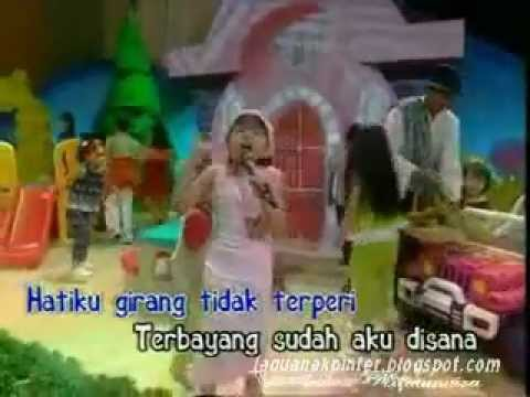 Tasya - Paman Datang by Andira A - with Lyrics