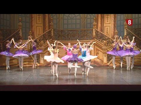Ballet de Moscú con la obra 'La Bella Durmiente'
