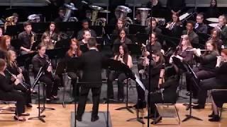 Cape Fear High School Wind Ensemble - Second Suite in F - Holst, arr. Matthews