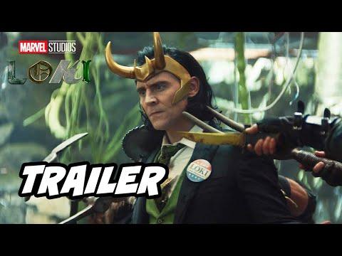 Loki Episode 5 Trailer Breakdown - New Loki Variants and Marvel Easter Eggs