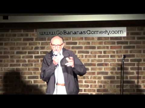 You Will Not Regret Watching This 89-Year-Old Make His Stand-Up Comedy Debut