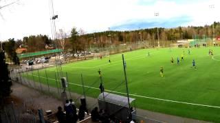 Huddinge IF U16- Segeltorps IF P02:U