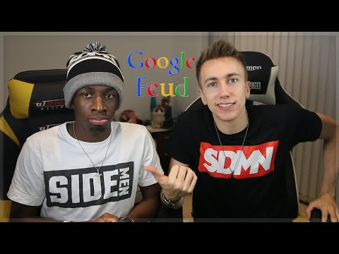GOOGLE FEUD WITH TOBI!!!!