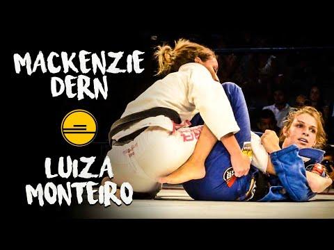 MACKENZIE DERN VS LUIZA MONTEIRO - SEASON 1 FINALE - HEAVYWEIGHT GRAND PRIX