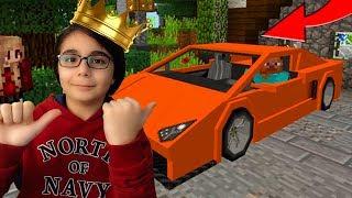 ARABA YARIŞI !?!? | Minecraft: Yapı Kapışması BKT