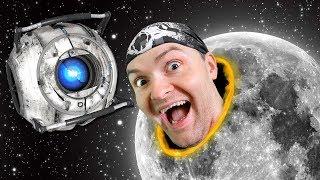ЛУННЫЙ ФИНАЛ  Portal 2 7