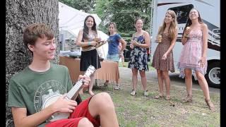 Clifftop Festival in West Virginia 2016