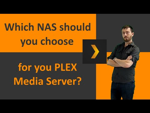What is the best NAS for a plex media server? Synology, QNAP ...