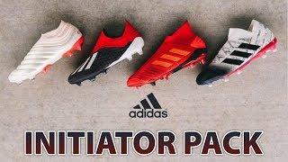 UNBOXING | NOWE COPA19 i adidas Initiator Pack! | R-GOL.com