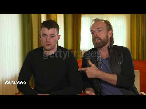 Hugo Weaving & James Frecheville Interview for Black 47 at the Berlinale 2