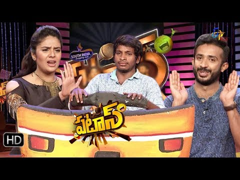 Patas | 31st October 2017 | Full Episode 597 | ETV Plus