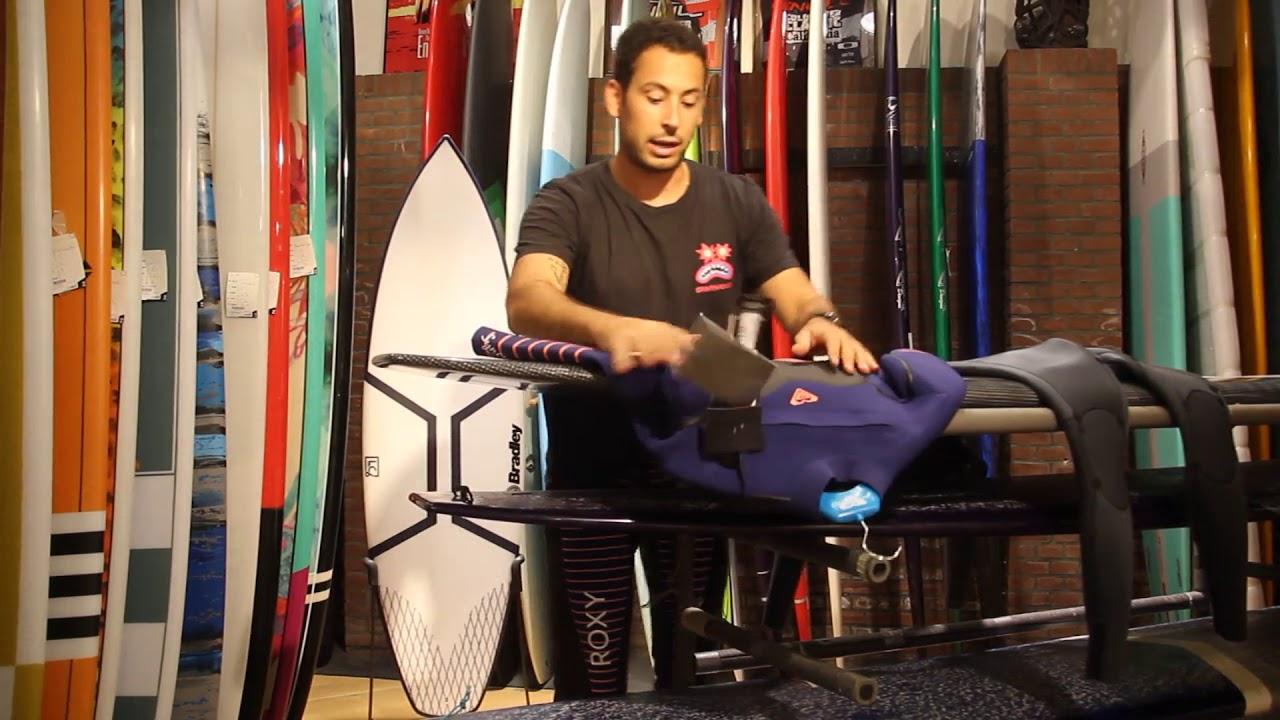 Roxy 4 3 Syncro Plus Lfs Dames wetsuit - YouTube aeafa797580