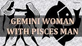 pisces and gemini woman