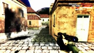 CS 1.6 - De_Inferno Sick Awp Ace Ever ! [Must See]
