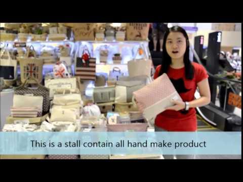 IICS MPU2163 Journey In Malaysia--Shopping Heaven(Sungei Wang)