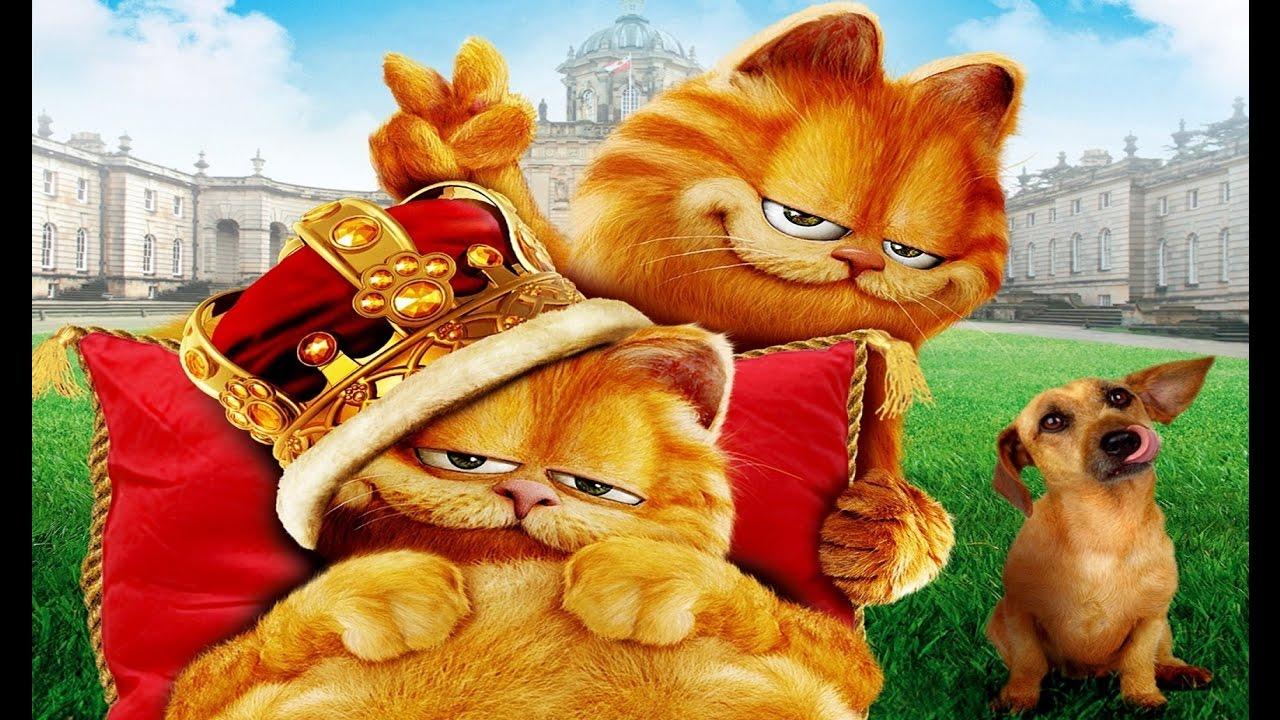 O Gato Garfield 2 A Tail Of Two Kitties Filme Do Jogo Part 1