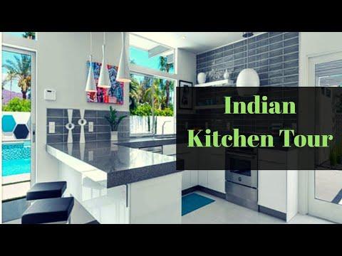Small KitchenTour/KitchenTour/Quick Indian KitchenTour/Indian Apartment  Kitchen Tour|Indiankitchen