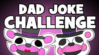 Minecraft Fnaf: Sister Location - Dad Jokes Challenge Funny Comedy For Kids (Minecraft Roleplay)