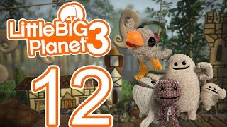 LittleBigPlanet 3 Walkthrough HD - Bunkum Lagoon - Part 12 [PS4 No Commentary]