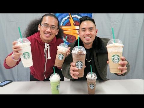 Starbucks caramel mocha frappuccino calories