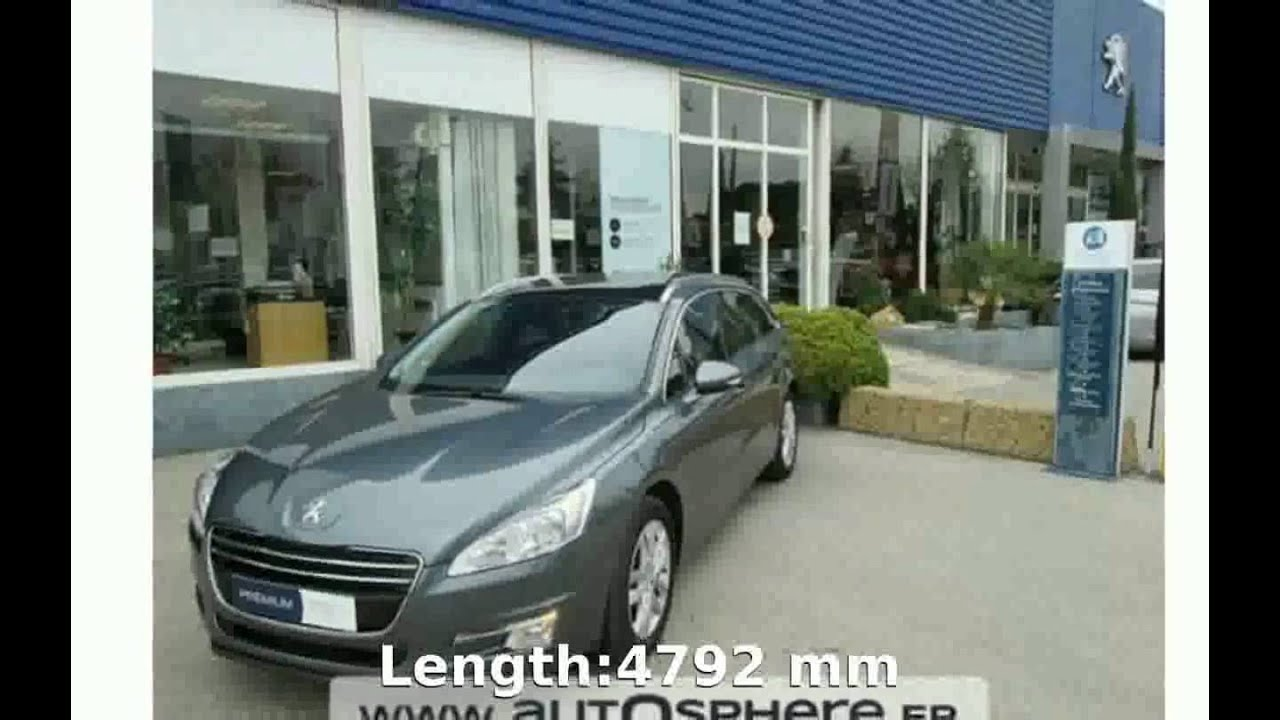 2010 peugeot 508 2.0 hdi fap 140 - specs and details - youtube